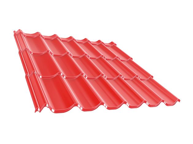 Țiglă metalică Umbrella Clasică