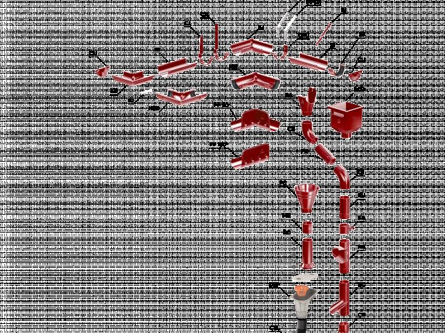 Sistem pluvial Scandic® 125/87