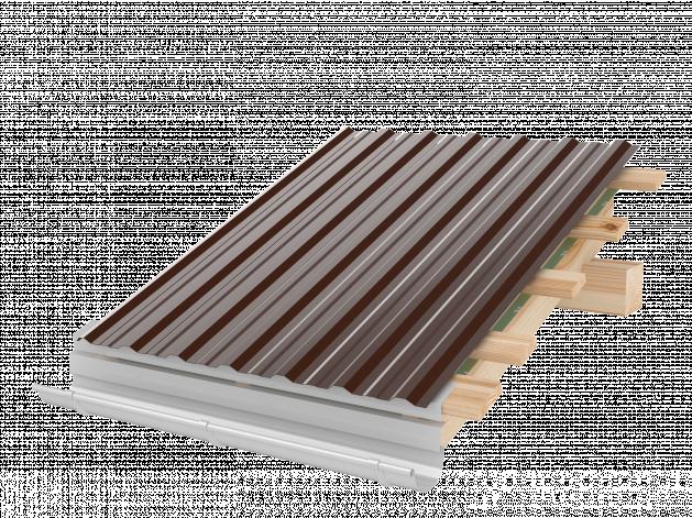 Tablă Cutată H18