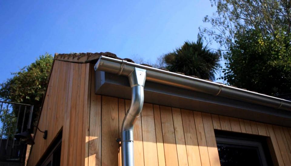 RoofArt Scandic Zinc