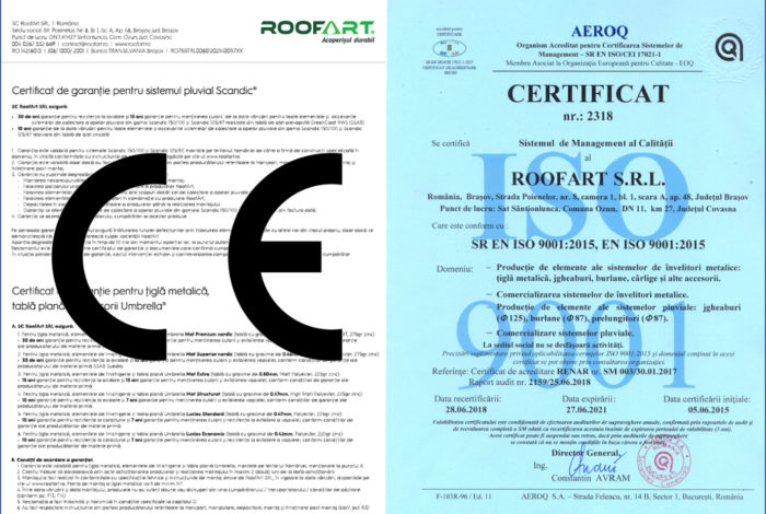 CE marking and extended warranties